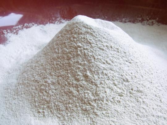 特選 石臼挽きそば粉の調理例