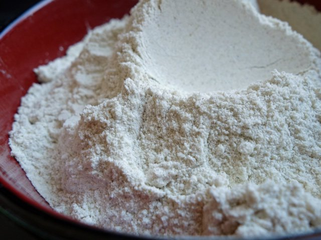 挽きぐるみ|石臼挽きそば粉の調理例