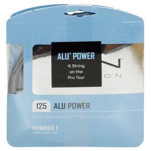 LUXILON ALU Power 4 Pack Tennis String ルキシロン  アルパワー