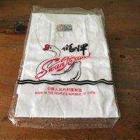 *china retro*スワン印Tシャツ