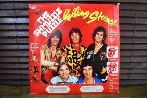 80'S ROLLING STONES/ローリングストーンズ   ヴィンテージジグソーパズル