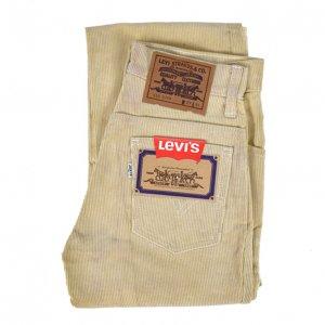 70'S Levi's/リーバイス (デッドストック フラッシャー付)   ヴィンテージコーデュロイパンツ 【W27】