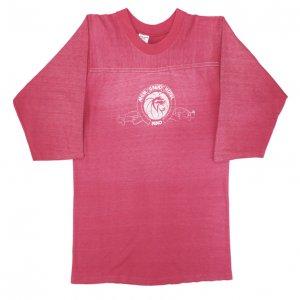 70'S COLLEGIATE PACIFIC USA製 ヴィンテージフットボールTシャツ 【M】