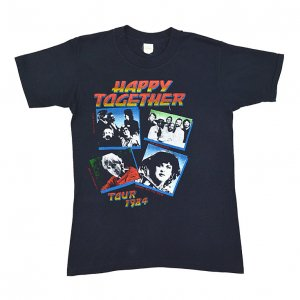 1984 HAPPY TOGETHER TURTLES ASSOCIATION GARY PUCKETT ヴィンテージTシャツ 【M】