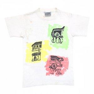 80'S JIMMY'Z ジミーズ ウッディーワゴン ヴィンテージTシャツ 【XS相当】