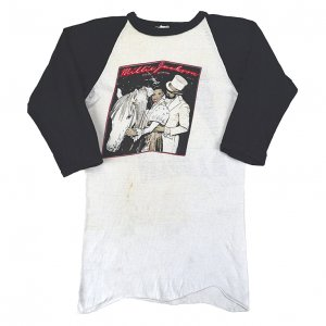 1981 MILLIE JACKSON ミリージャクソン JUST A LIL' BIT COUNTRY ヴィンテージTシャツ 【L】