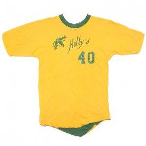 70'S RUSSELL ATHLETIC ラッセル アスレチック USA製 ヴィンテージリバーシブルTシャツ 【L】