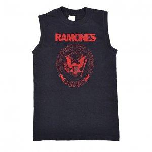 1983 RAMONES ラモーンズ SUBTERRANEAN JUNGLE ヴィンテージTシャツ 【L】