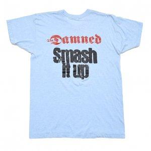 1979 DAMNED ダムド SMASH IT UP ヴィンテージTシャツ 【L】