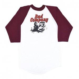 70'S BAD COMPANY バッドカンパニー DESOLATION ANGELS ヴィンテージTシャツ 【L】