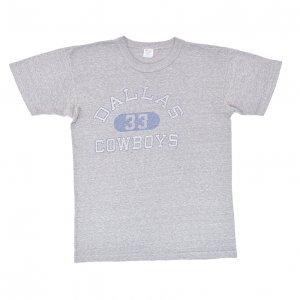 80'S CHAMPION チャンピオン NFL DALLAS COWBOYS トリコタグ ヴィンテージTシャツ 【L】