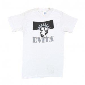 80'S EVITA エビータ 映画 ミュージカル ヴィンテージTシャツ 【S】