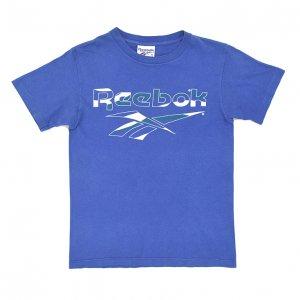 80'S REEBOK リーボック 企業ロゴ USA製 ヴィンテージTシャツ 【M】