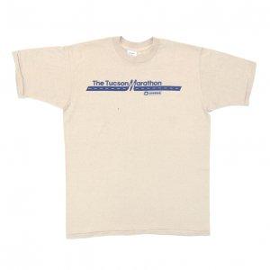 80'S CONVERSE コンバース マラソンスポンサー 企画物 ヴィンテージTシャツ 【L】
