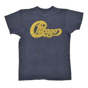 70'S CHICAGO シカゴ POP CONCERTS ヴィンテージTシャツ 【M】