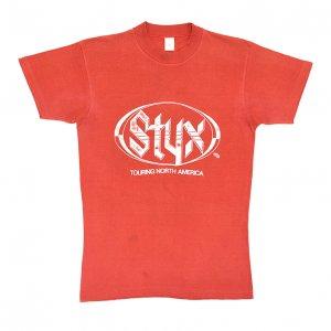 70'S STYX スティクス GRAND ILLUSION ヴィンテージTシャツ 【M】