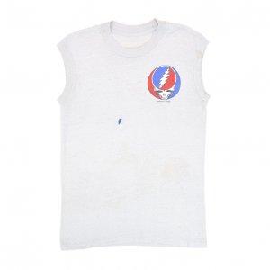 1986 GRATEFUL DEAD グレイトフルデッド ノースリーブ ヴィンテージTシャツ 【M相当】