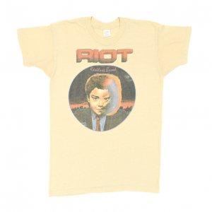 1982 RIOT ライオット RESTLESS BREED ヴィンテージTシャツ 【M】