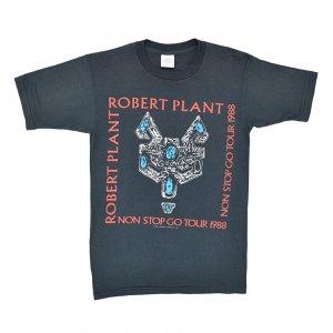 1988 ROBERT PLANT ロバートプラント NON STOP GO TOUR ヴィンテージTシャツ 【M】