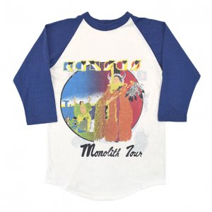 70'S KANSAS カンサス MONOLITH TOUR ヴィンテージTシャツ 【M】