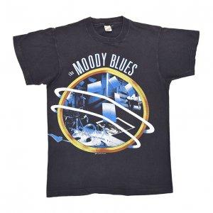 1986 MOODY BLUES ムーディーブルース LIVE IN CONCERT ヴィンテージTシャツ 【M】