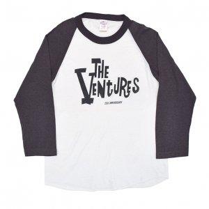 80'S VENTURES ベンチャーズ 25TH ANNIVERSARY ヴィンテージTシャツ 【L】