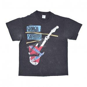 80'S GEORGIA SATELLITES ジョージアサテライツ KEEP YOUR HANDS TO YOURSELF ヴィンテージTシャツ 【L相当】