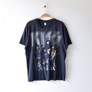 1990 KISS キッス HOT IN THE SHADE ヴィンテージTシャツ 【L】