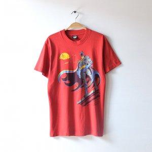 80'S BATMAN バットマン DC COMICS USA製 SCREEN STARS 映画 ムービー ヴィンテージTシャツ 【M】