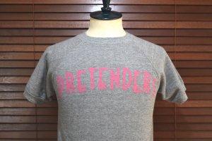 80-81 PRETENDERS/プリテンダーズ (WORLD TOUR)   ヴィンテージ半袖スウェット 【S】