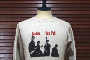 70'S BEATLES/ビートルズ (シルバービートルズ)   ヴィンテージスウェット 【M相当】
