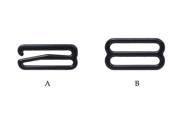 エイトカン・ゼットカン A 25mm 10個セット ブラック