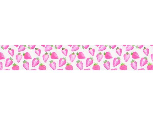グログランリボン ストロベリー/ピンク...
