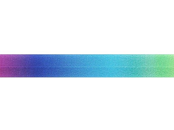ストレッチテープ(FOE) 15mm幅 レインボーグラデーション