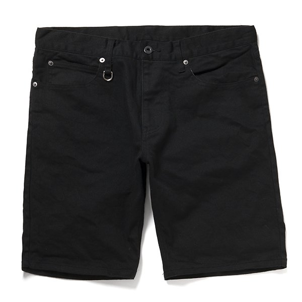 PIRATES DENIM SHORTS