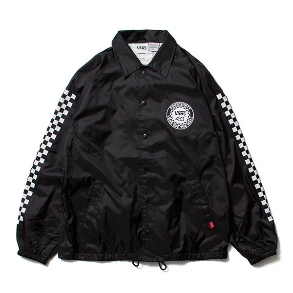 430×VANS DD COACH JACKET