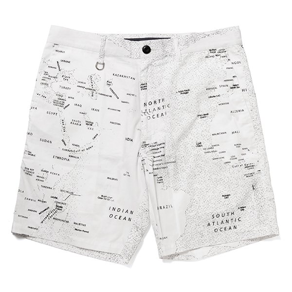 BS DOT MAP SHORTS