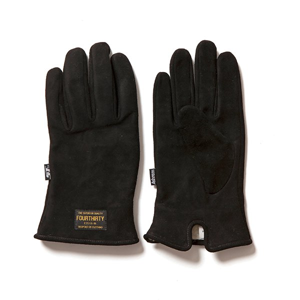 SF SLK SUEDE GLOVE [エスエフ エスエルケー スウェード グローブ]