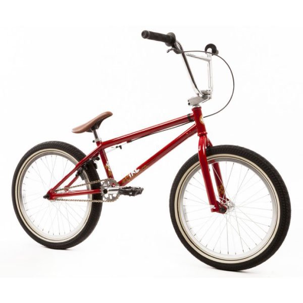 FITBIKES 17 TRL (Dark-Red)