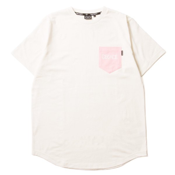 DECADE ORIGINAL ROUND POCKET TEE