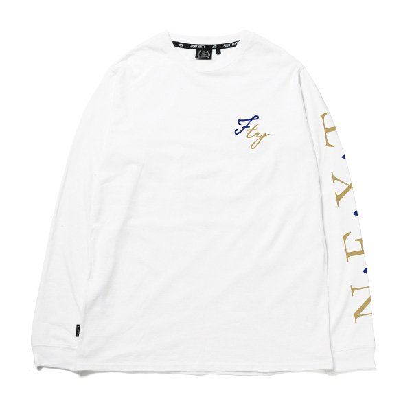 NEXT DIAMOND LOGO L/S TEE