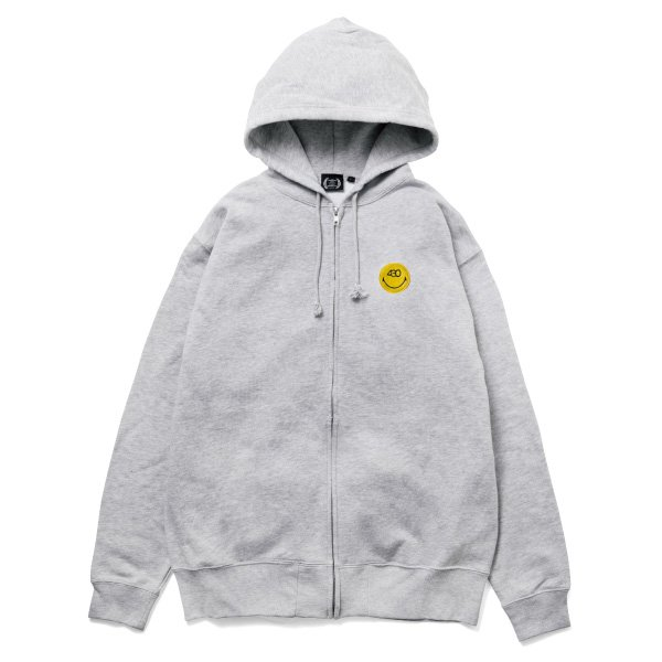 SMILE ICON LOGO Z/U PARKA