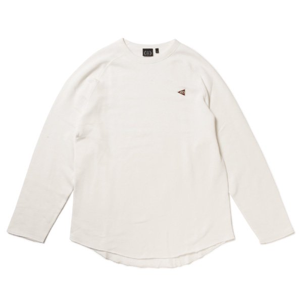 L/S FLAG ICON CUTOFF SWEAT