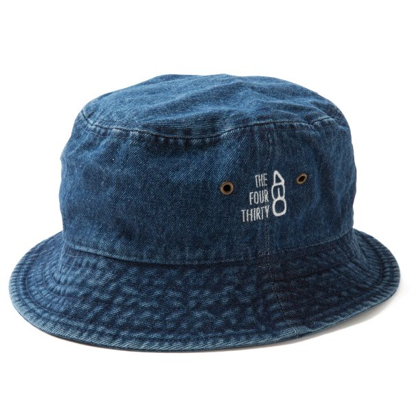 NF DENIM BUCKET HAT