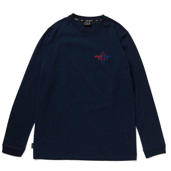 ATHLETIC LOGO L/S TEE