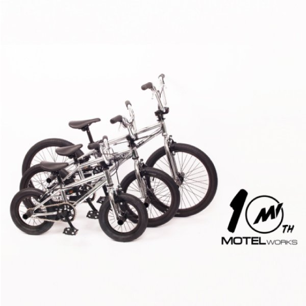 Motelworks 10th Anniversary Model [JUICY 14