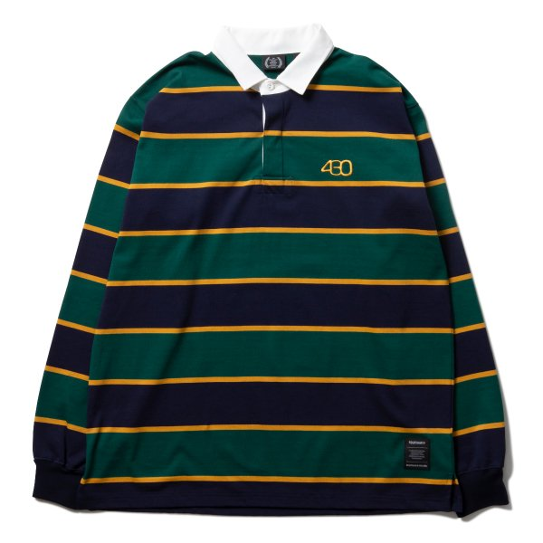 L/S RUGBY SHIRTS[ロングスリーブ ラグビー シャツ]