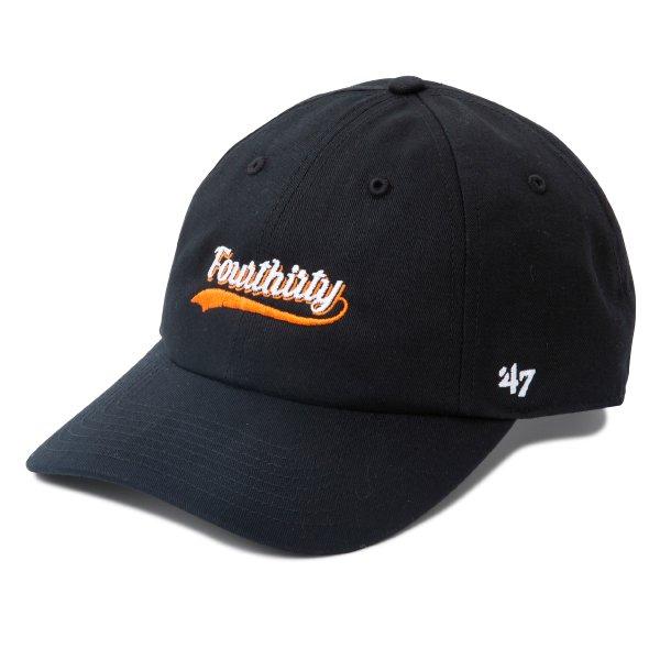 "4F ""BB LOGO"" LOW CAP[4F ""ブランド ロゴ ロー キャップ]"