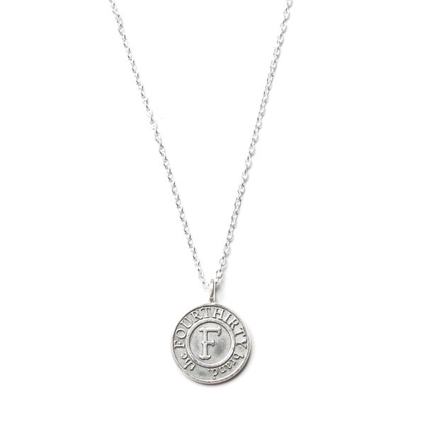 LARGE TOP NECKLACE [ラージ トップ ネックレス]