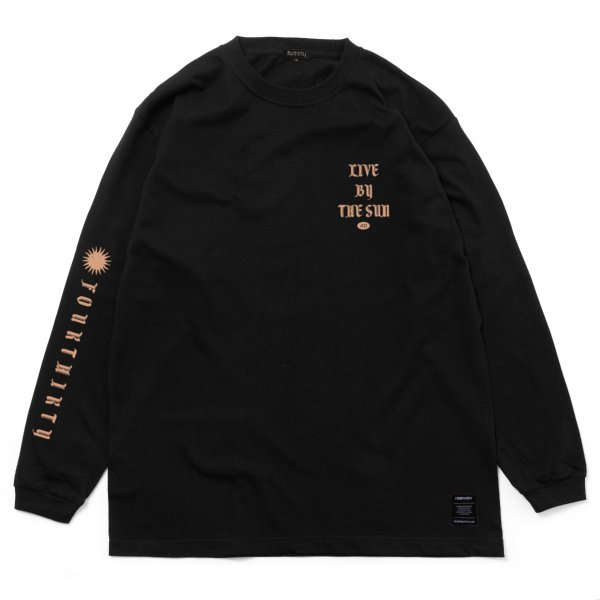 25th TIGER L/S TEE  [25周年 タイガー ロングスリーブ ティー]